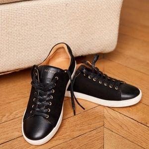Sezane Jack Black Sneakers
